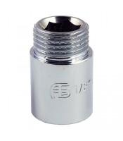 АБ Хром Удлинитель 1/2 x 10 мм