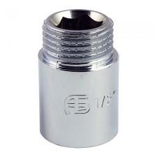 АБ Хром Удлинитель 1/2 x 15 мм