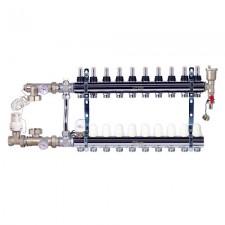 Комплект для подключения системы теплый пол FADO 10 выходов