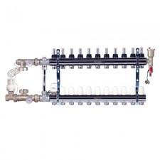 Комплект для подключения системы теплый пол FADO 11 выходов