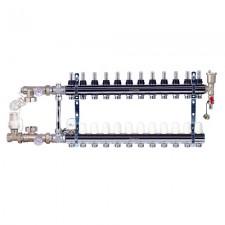 Комплект для подключения системы теплый пол FADO 12 выходов