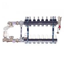 Комплект для подключения системы теплый пол FADO 8 выходов