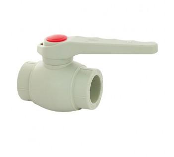 ПП Кран шаровый для горячей воды FADO 63