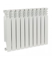 Радиатор биметаллический Whitex 10 секций