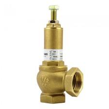 Регулируемый предохранительный клапан 1 1-12 bar