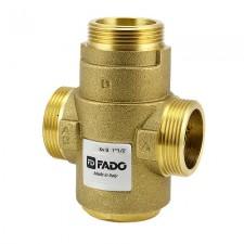 Трехходовой антиконденсатный клапан 1*1/2 55 °С Kv 9
