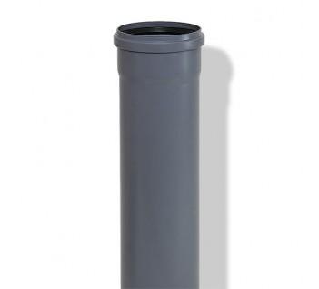 Труба канализационная ARMAKAN ПП 110х1 м