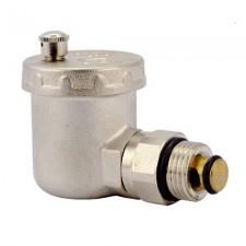 Воздухоотводчик автоматический с клапаном FADO 1/2 угловой